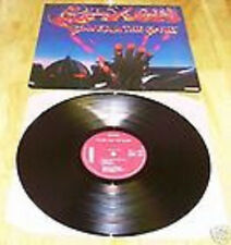 Saxon IMPORT Power & the Glory FRANCE Carrere Lp NEAR MINT FREE US SHIPPING