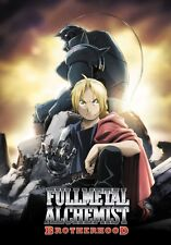 The poster Fullmetal Alchemist brothers Edward Elric Alphonse scar comics h1