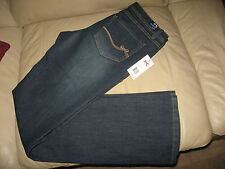NEW WITH TAG, TOMMY GIRL DENIM JEANS,  BOOTCUT, STRETCH,   SIZE 11 R