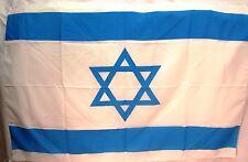BELLISSIMA BANDIERA ISRAELE ISRAELIANA ISRAEL ISRAELI FLAG MISURE SIZE 95 x 135