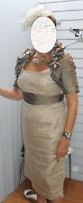 Mag Dress, by Mireia Bisbee of Barcelona, Mother of The Bride, Size 12