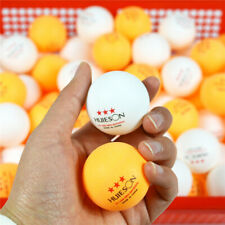 English New Material Table Tennis Balls 3 Star 40+ ABS Plastic Ping Pong Ball s