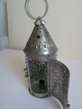 Tin Lantern Reproduction