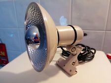 Spot de marque LITA métal et céramique avec réflecteur