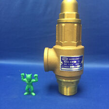 """Arita A3W-12 Bronze Safety Valve 250 PSI 1 ¼"""" BSPT without Box"""