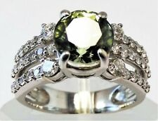 Ring White Gold 18k Vintage & Antique Jewellery