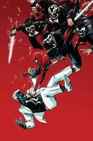 Spider-Man City At War 1 Marvel 1:25 Tim Tsang Variant PS4 Mister Negative