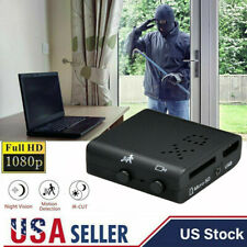 Mini Hidden Spy Camera IP HD 1080P DVR Night Vision House Security