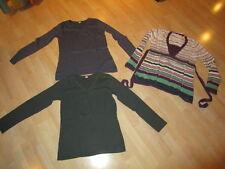 S. Oliver Gr. 40 42 Kleiderpaket  2 Shirts und 1 Pulli, einfach schön!
