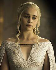 Emilia Clarke 8x10  Photo #72 Game of Thrones