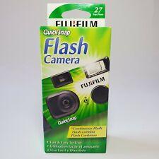 Fujifilm Quicksnap Smart Flash 35mm Single Use Film Camera EXP 12/2012 NIB