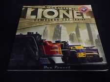 Lionel: A Century Of Timeless Toy Trains by Dan Ponzol (Paperback)