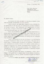CARPENTIER (Alejo) écrivain et diplomate cubain (La Havane 1904 - Paris 1980)