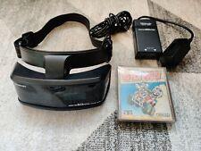 Famicom 3D System + Famicom GPII 3D Hot Rally (FDS)