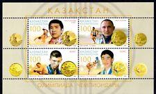Kasachstan Block 34 ** Olympiasieger (2872)