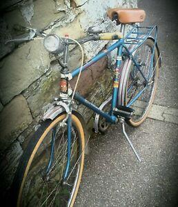 1950er Panther Fahrrad, Vintage, Oldtimer