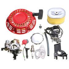 For Honda GX160 5.5HP Engine Carburetor Recoil Ignition Coil Spark Plug Filter