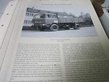 Archivo industrial europeo 2 desarrollo 2330 Faun f 610 con circuito symo