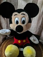 "WALT DISNEY WORLD DISNEYLAND MICKEY MOUSE 10-12"" PLUSH STUFFED ANIMAL"