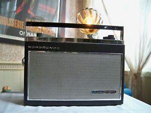 Vintage Nordmende Globetrotter Globetraveller FM till 104 and with 11 sw bands