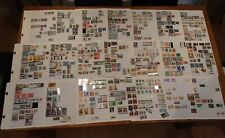 Canada - Huge collection / job lot of MINT / USED stamps 34+ pages