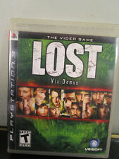 Lost: Via Domus (Sony PlayStation 3, 2008) PS3~