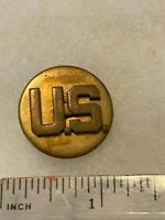 Authentic WWII US Army Enlisted Disc Insignia