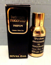 PARFUM FRAGONARD DE FRAGONARD 15ML. SPLASH WHITE FLORAL AMBER SEALED