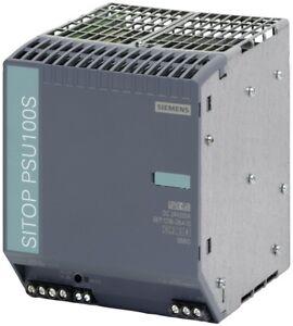 SIEMENS SITOP PSU100S  6EP1336-2BA10 POWER SUPPLY MODULAR 24V 20A 1PHASE