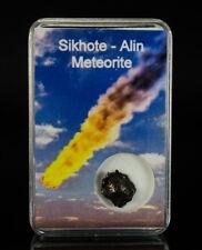 Sikhote Alin Iron Meteorite llAb Soviet Union Attractive Gift Box + certificate