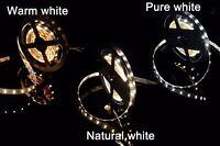 High Quality CRI 80+ RA 80+ 5M White 5630 SMD LED Flexible Strip 24V/12V 300 LED