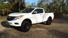 Dominator 4x4 Rock Sliders Mazda BT50 Freestyle Cab / PX Ford Ranger Super Cab