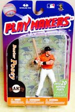 BUSTER POSEY SAN FRANCISCO GIANTS Friday Orange Jersey McFARLANE PLAY MAKERS NEW