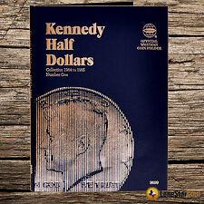 Kennedy Half Dollars No. 1 1964-1985 Folder #9699