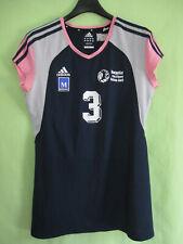 Maillot Volley Ball Montpellier Porté #3 Adidas croix d'argent Femme - 42