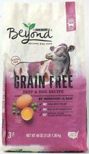 Purina Beyond Grain & Gluten Free Beef & Egg Recipe Natural Dog Food 3 Lb