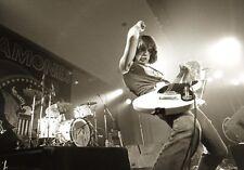 Ramones - Promo Press Live Photo 1970's - Dee Dee Joey Johnny Tommy - The Clash