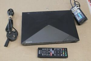 Sony BDP-S5200 Smart 3D DVD & Blu-Ray Player with Remote network