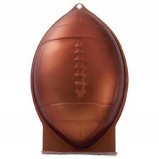 Wilton 3-D Football Cake Pan, Decorating Instructions Included - Aluminum