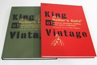 KING OF VINTAGE Vol.1 Vol.3 Book Heller's Cafe Rin Tanaka My Freedamn Japan Used