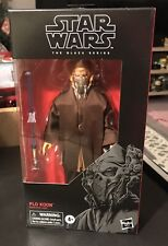 Star Wars Black Series Plo Koon Jedi Master 6 Inch Action Figure Case Fresh