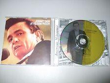 Johnny Cash - Johnny Cash at Folsom Prison (CD) 13 Tracks - Mint/New - Fast Post