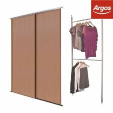 Unbranded Wooden Traditional Wardrobes