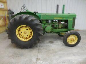 1956 John Deere Model 80 Tractor
