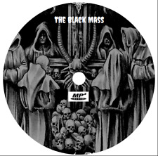 BLACK MASS (32 SHOWS) OLD TIME RADIO MP3 2 CD'S