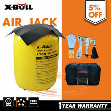 X-BULL NEW Air Jack Exhaust Tools 5 Tonne 4x4 Off-Road Car Multi Layer Rescue
