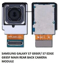 SAMSUNG GALAXY S7 G930F/ S7 EDGE G935F MAIN REAR BACK CAMERA MODULE ORIGINAL NEW