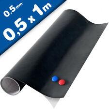 Magnettafel Kreidetafel - Tafelfolie magnetisch selbstklebend 0,5x1m + 2 Kreide
