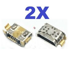2X Samsung Galaxy Tab A 8.0 T295 T290 USB Charger Dock Connector Charging Port