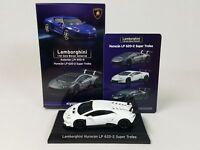 1:64 Kyosho Minicar Lamborghini Huracan Huracán LP620-2 Blancpain Super Trofeo W